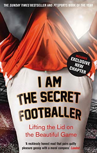 I Am The Secret Footballer Epub