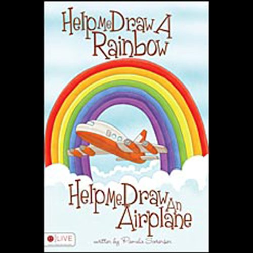 Help Me Draw a Rainbow, Help Me Draw an Airplane  Audiolibri