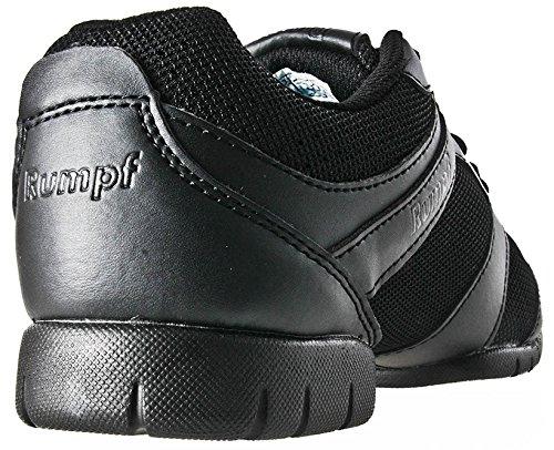 RUMPF Limbo Sneaker Frauen Balletschuh Tanzschuhe Sportschuh schwarz 38 - 2