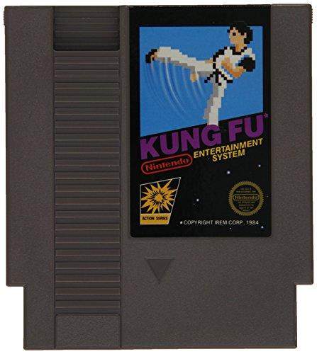 Kung Fu - Action Serie (Nintendo NES) gebr.