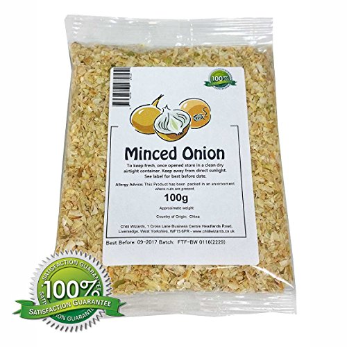 Dried Onion Minced. Highest Quality & Best Price