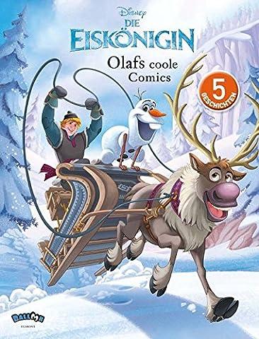 Die Eiskönigin - Olafs coole Comics