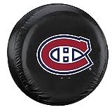Fremont Die NHL Tire Cover, unisex, schwarz
