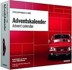 PORSCHE Adventskalender 2018 | In 24 Schritten zum Porsche Modellauto unterm Weihnachtsbaum | Ab 14 Jahren