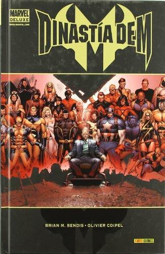 Dinastía De M (Marvel Deluxe) por Brian Michael Bendis