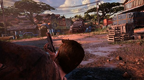 Uncharted 4: A Thief's End [PlayStation 4] - 4