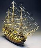 Mantua Modelle H.M.S Victory aus Holz Modellbau Schiff Bausatz Maßstab 1/98