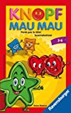 Ravensburger 23322 - Knopf Mau Mau - Mitbringspiel