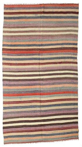 Tappeto Kilim Semi-antichi Turchi 180x324 Tappeto Orientale