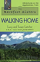 Barefoot Sisters Walking Home