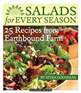 Salads for Every Season: 25 Salads from Earthbound Farm: A Workman Short (English Edition)