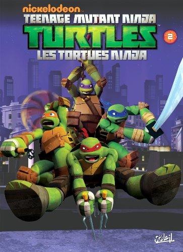 TMNT - Les Tortues Ninja T02: La Menace des Kraang