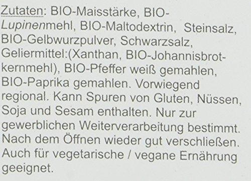 MyEy EyGelb, BIO Eigelb-Ersatz, vegan, sojafrei, cholesterinfrei, 1er Pack (1 x 1 kg) - 3
