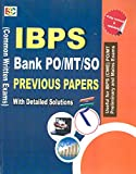 #4: IBPS (CWE) for Bank PO/MT/SO Previous Papers With Detailed Solutions