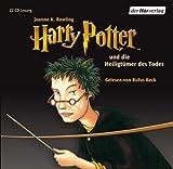 Harry Potter 7 und die Heiligtümer des Todes von Rowling. Joanne K. (2009) Audio CD