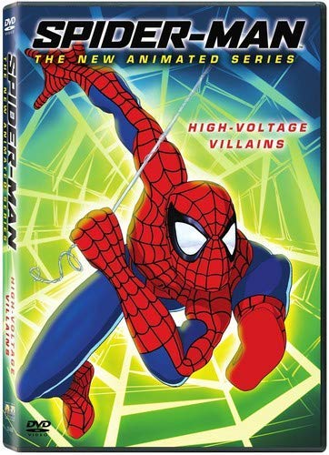 Spider-Man - The New Animated Series - High Voltage Villains -