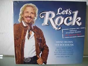 Lets Rock - mit Thomas Gottschalk - Meine Helden der Rockmusik