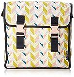 Basil Gepäckträgertasche Triangle-Double Bag
