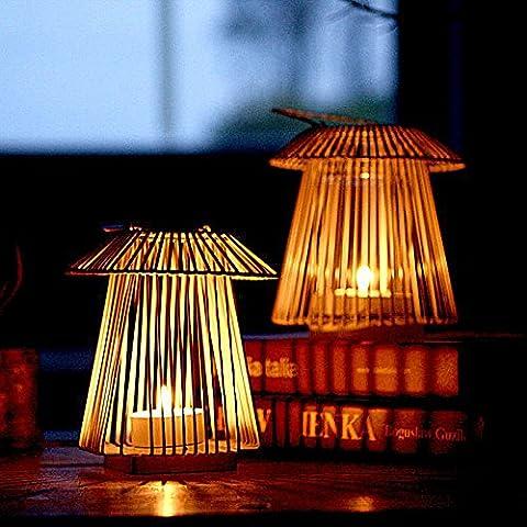 qwer Elegante e semplice creative ferro piccoli ornamenti di candela home decor e il bar sono decorate e arredate , piccolo nero circolare 18176