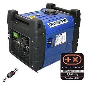 Denqbar inverter groupe électrogène inverter groupe électrogène digital silencieuse 3,6 kW avec E-START et REMOTE