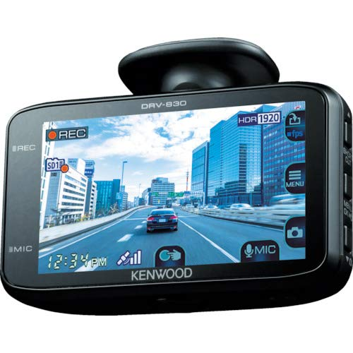 Kenwood DRV-830 Webcam