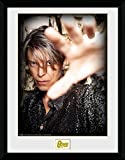 GB Eye David Bowie Hand Gerahmter Fotodruck, Mehrfarbig, 30x 40cm