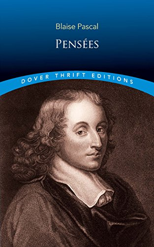 Pensées (Dover Thrift Editions) (English Edition)