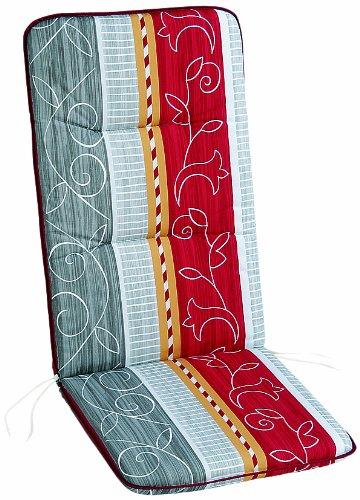 Best 05100772 Coussin pour fauteuil à dossier bas 100 x 50 x 6 cm