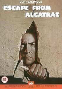 Escape From Alcatraz [1979] [DVD]