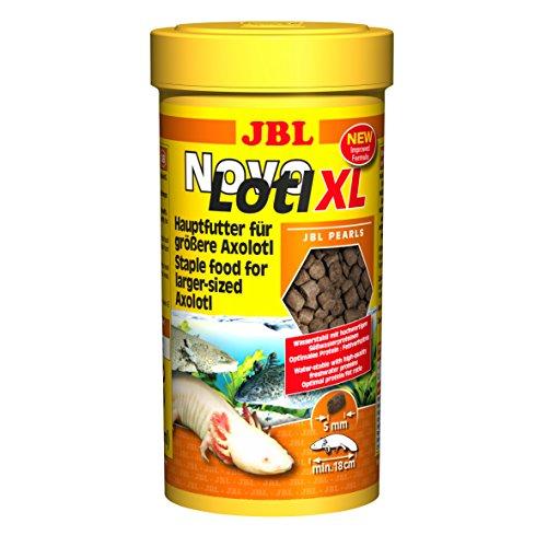 JBL NovoLotl Hauptfutter für Axotl Molche und Zwergkrallenfrösche