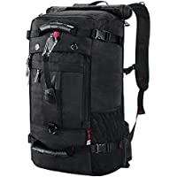 Hiking Backpack,40L Large Waterproof Outdoor Sport Hiking Trekking Camping Travel Backpack Pack,Business Military Backpack with Password Lock