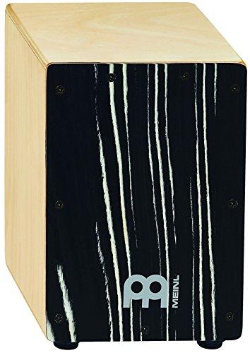 Meinl percusión HCAJ1NT Mini-SO Cajón con rayado Onyx placa frontal eb4bf271570a