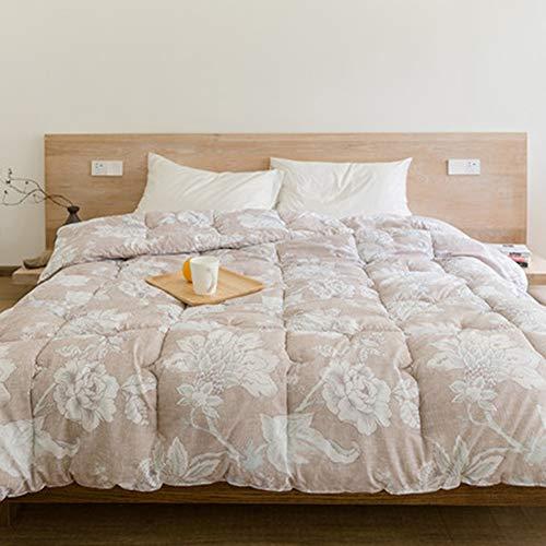 Xianw Sleep Restoration Down Alternative Tröster - Best Hotel Quality Hypoallergen Duvet Insert Bettwäsche - Full/Queen,D,180X220cm(71X87inch)