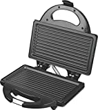 Lifelong LLSM114G 750-Watt 4-Slice Grill Sandwich Maker (Black)