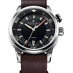 Reloj Maurice Lacroix Pontos S Diver, Acero inoxidable, ML 115, Día