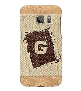 PrintVisa Designer Back Case Cover for Samsung Galaxy S7 :: Samsung Galaxy S7 Duos :: Samsung Galaxy S7 G930F G930 G930Fd (design nice Arrangement Creative modern)