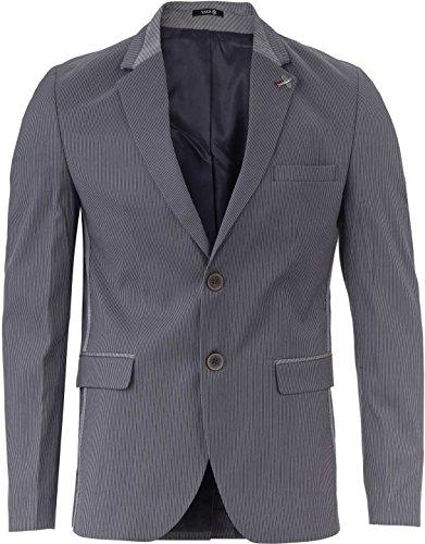 YAKE by S.O.H.O. NEW YORK Sakko Herren Slim Fit - Blazer Herren Sportlich York Grau_004