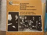 Schumann: Quintet op. 44 - Dvorak: Quintet op. 81 - Artur Schnabel, Quartet Pro Arte - EMI REFERENCES - VINYL LP