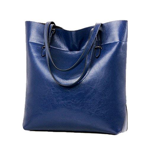 Bopopo, Borsa tote donna Blue