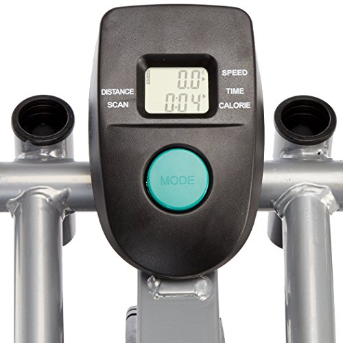 Confidence 2 in 1 Ellipsen-Cross-Trainer & Heimfahrrad - 3