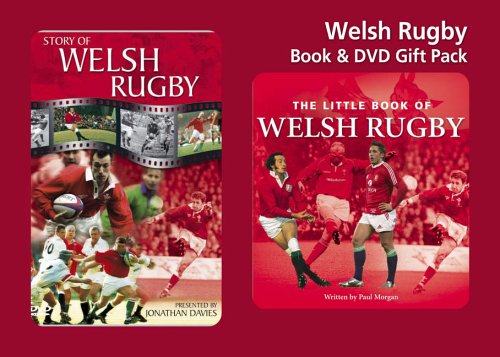 Little Book of Welsh Rugby [UK Import] (Pack Rugby)