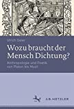 Wozu braucht der Mensch Dichtung?: Anthropologie und Poetik von Platon bis Musil