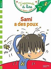 Sami et Julie CP Niveau 2 Sami a des poux par Léo Lamarche