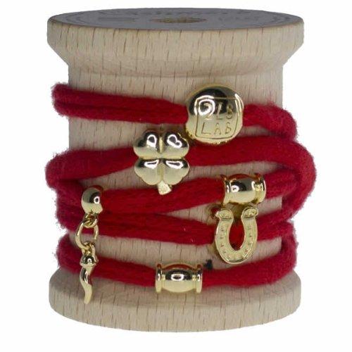 braccialetto-moda-in-tessuto-cotone-cashmere-rosso-e-inserti-dorati-fantasia-porta-fortuna