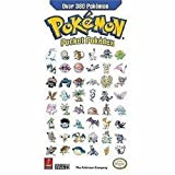 Front cover for the book Pokemon Pocket Pokedex by Eric Mylonas