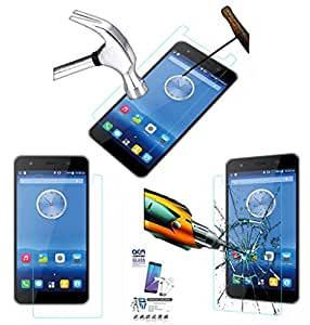 Acm Tempered Glass Screenguard For Lava Iris X9 Mobile Screen Guard Scratch Protector