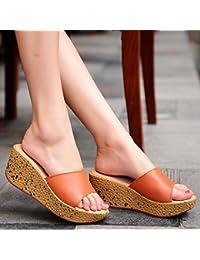 E Amazon Arancione Scarpe Scarpe Borse Seven it wwqf8ST1