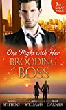 One Night with Her Brooding Boss: Ruthless Boss, Dream Baby / Her Impossible Boss / The Secretary's Bossman Bargain (Mills & Boon M&B) (English Edition)