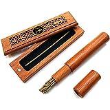 Wooden Incense Burner with Oud sticks