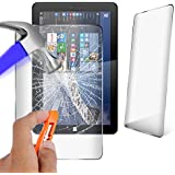 """Theoutlettablet® Protector Cristal Templado universal compatible con tablet Woxter SX110 10.1"""""""